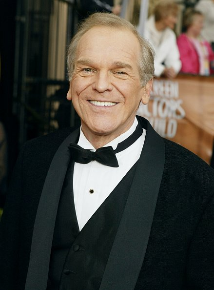 John Spencer on February 22, 2004 at the Shrine Auditorium, in Los Angeles, California. | Photo: Getty Images