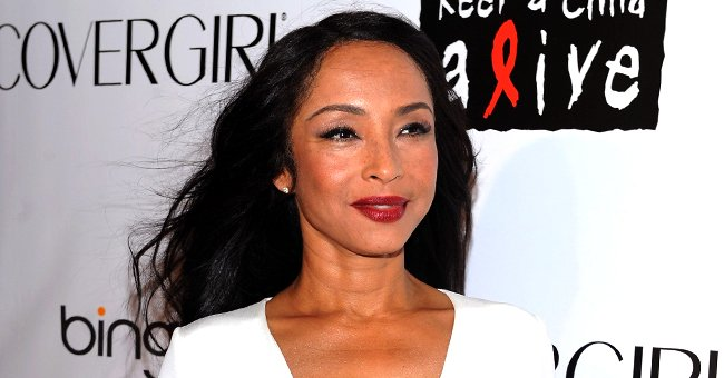 Check Out Sade's Transgender Son Izaak Rocking All-Red Ensemble in Stunning Photoshoot