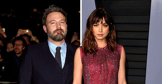 Ben Affleck's Rumored Girlfriend Ana de Armas Shares Beach Photos That May Have Been Taken by the Actor in Costa Rica