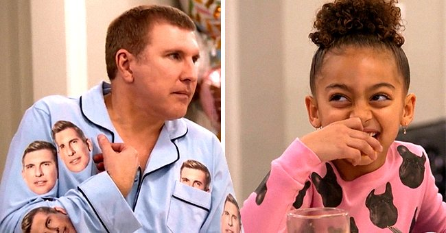 Check Out Todd Chrisley's Interesting Pajamas with His Face Printed on It — How Did His Family React?