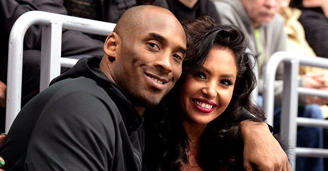 Vanessa & Kobe Bryant's Daughter Capri Is Now 10-Month-Old