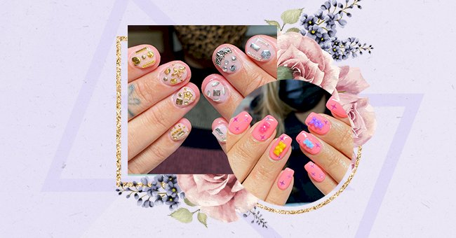 3D Jelly Nails Take Over Summer Trends
