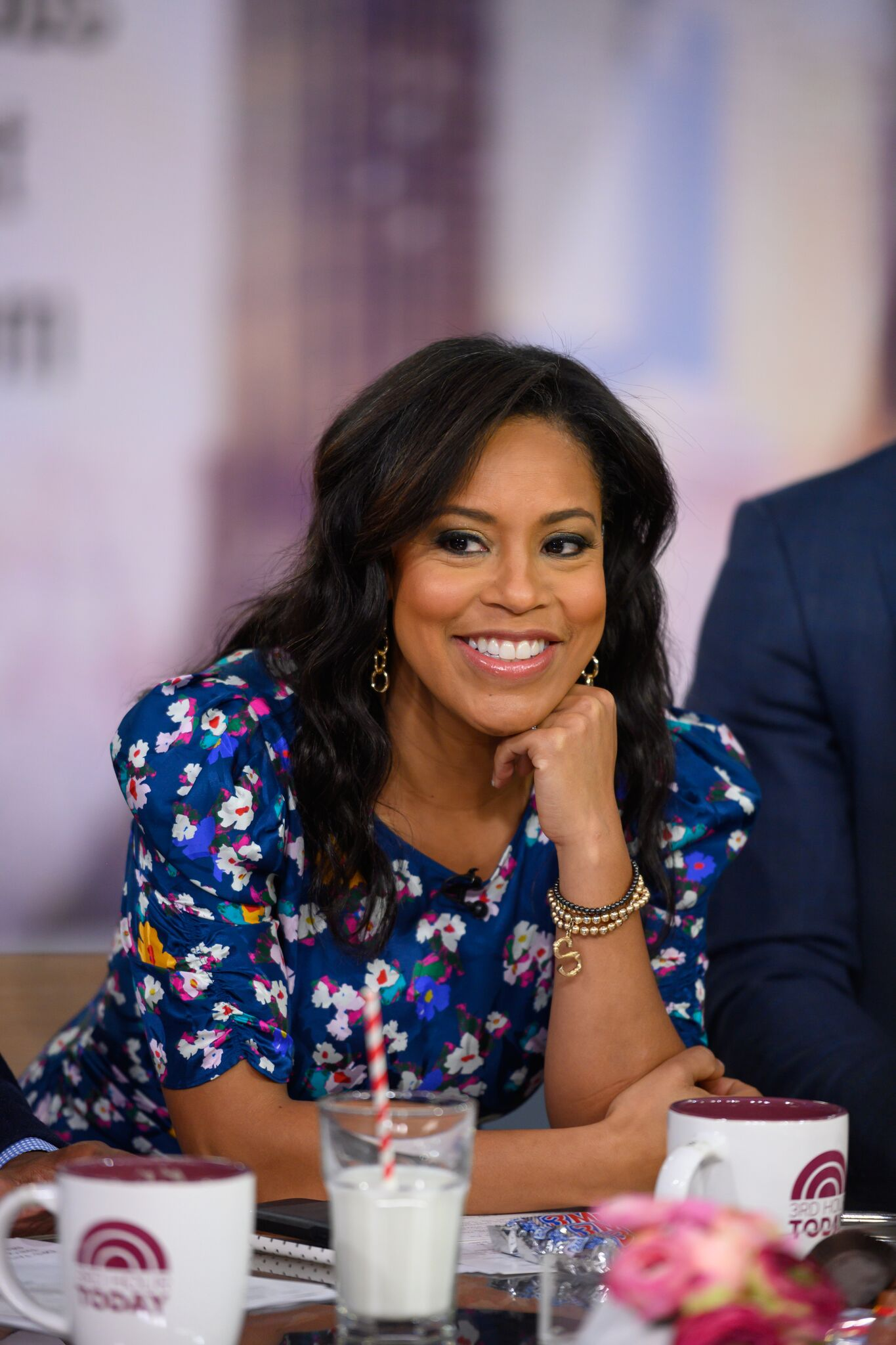 Sheinelle Jones on Wednesday, January 22, 2020   Photo: Getty Images