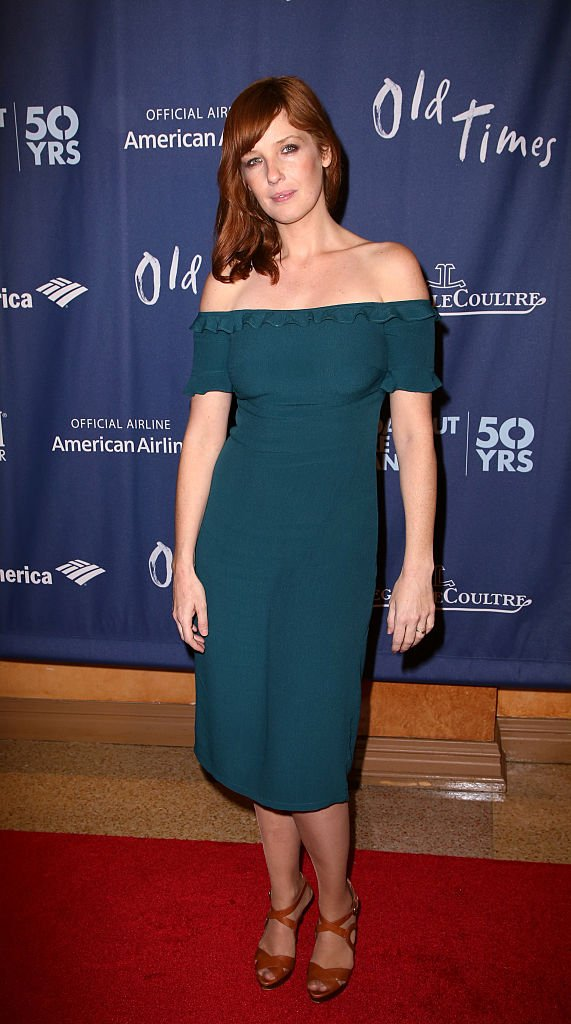 Kelly Reilly at the Broadway Opening Night Performance After Party for the revival of 'Old Times' at the American Airlines Theatre on October 6, 2015 | Photo: Getty Images