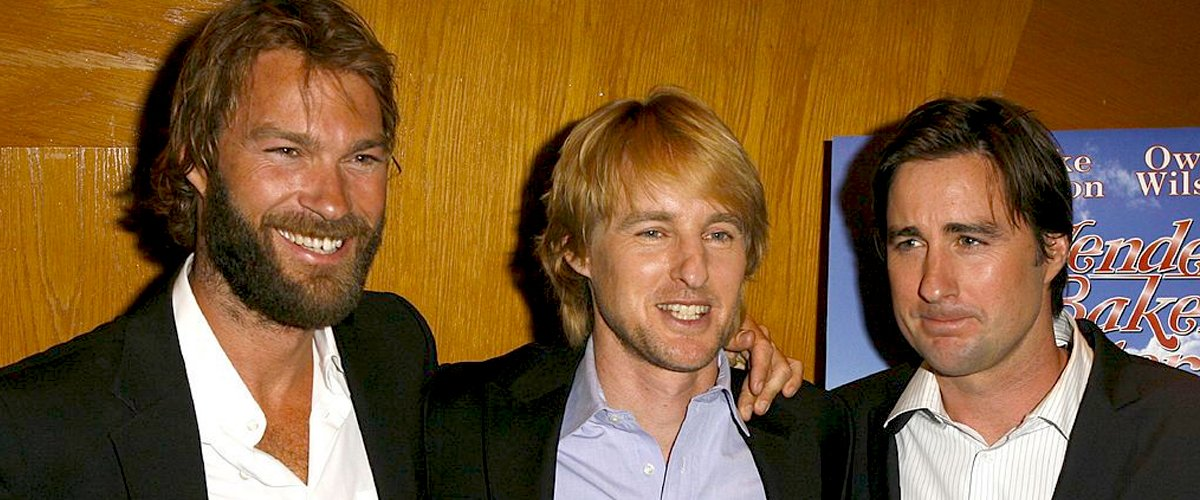 """Luke Wilson, Andrew Wilson and Owen Wilson during """"The Wendell Baker Story"""" Los Angeles Premiere - Arrivals at Writers Guild Theater on May 10, 2007 