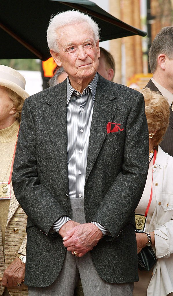 Bob Barker on September 15, 2006 in Hollywood, California | Photo: Getty Images
