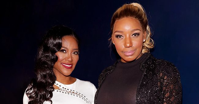 Kenya Moore of RHOA Calls NeNe Leakes a Bully with Very Few Friends on the Show