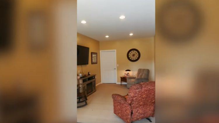 Una vista en detalle al nuevo hogar | Imagen tomada de: YouTube/Caters Clips