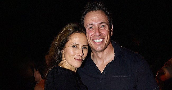 Chris Cuomo's Wife Christina Shares Her COVID-19 Wellness Regime