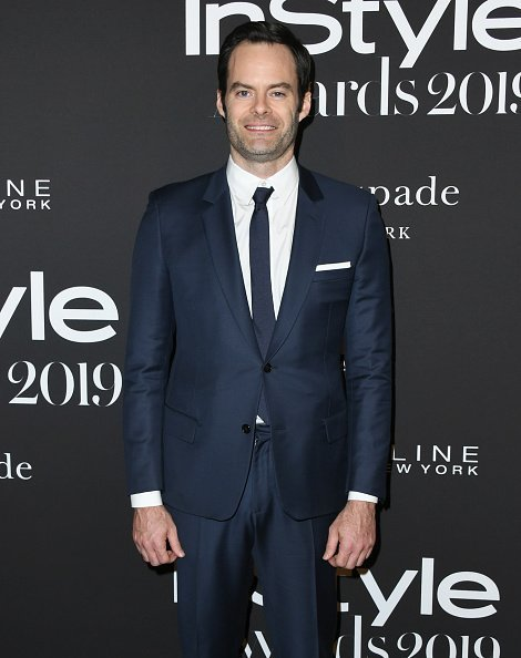 Bill Hader at The Getty Center on October 21, 2019 in Los Angeles, California. | Photo: Getty Images