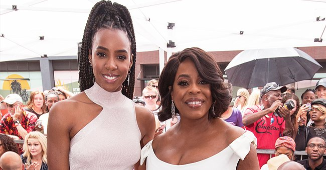 'Claws' Star Niecy Nash Congratulates Kelly Rowland on Pregnancy by Posting This Cool TBT Pic