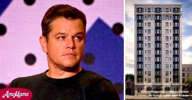 Matt Damon pays record breaking $16.745 million for Brooklyn penthouse