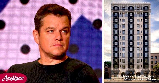 Matt Damon pays record breaking $16.745 million for Brooklyn penthouse