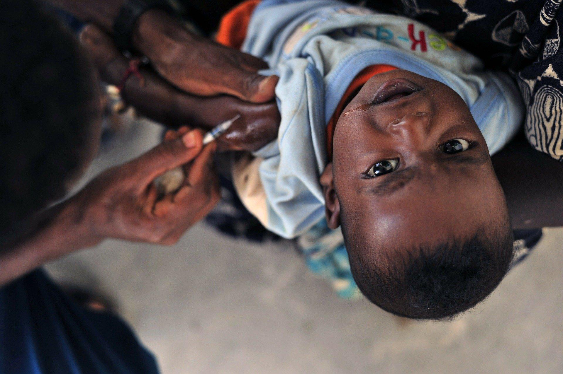 Un enfant vacciné | Source : Pixabay