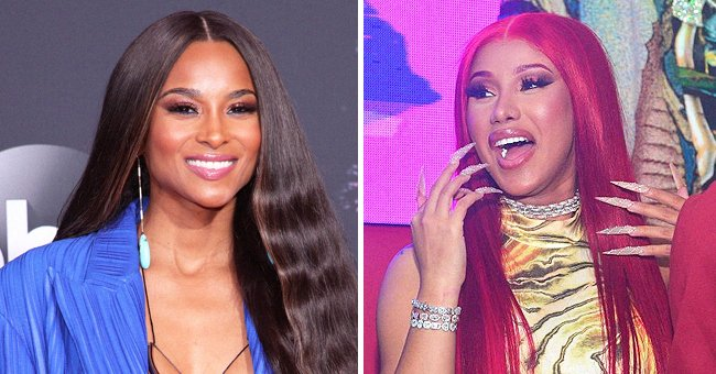 Watch Ciara Dance to Cardi B's Song 'Up' in Awesome Video Wearing Black Dress on a Lavish Yacht