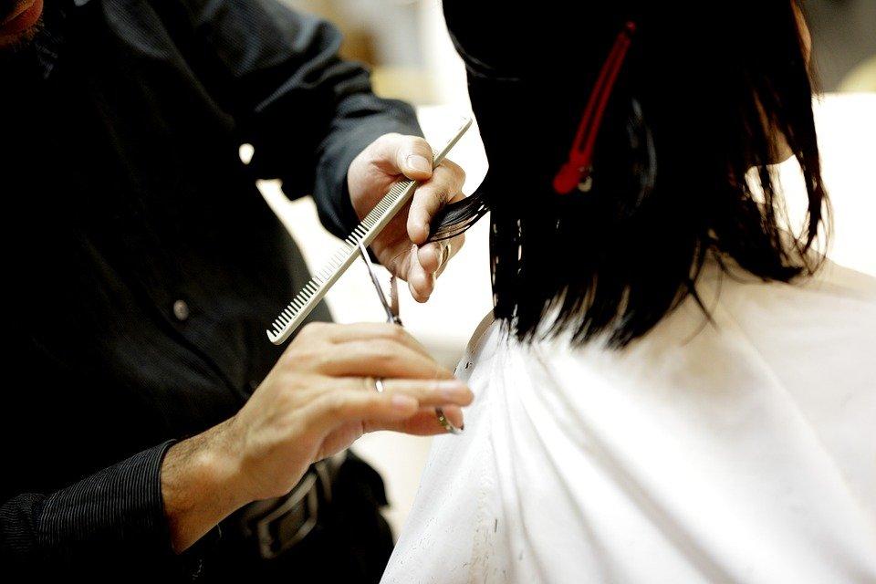 Corte de cabello / Imagen tomada de: Pixabay