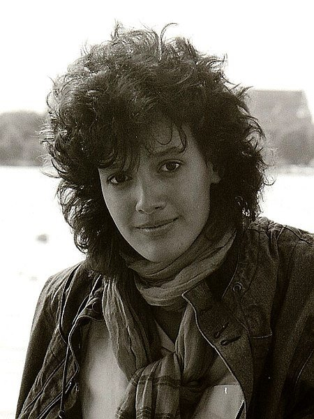 Jennifer Beals in Sweden, 1983. | Source: Wikimedia Commons