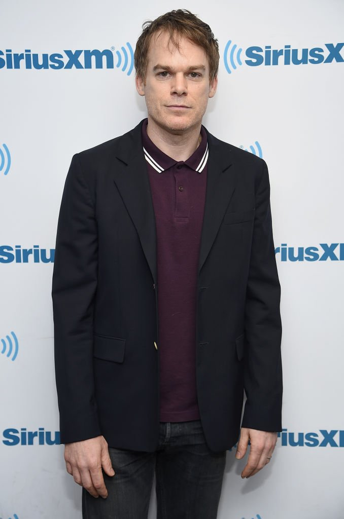 Michael C. Hall attends SiriusXM Studios on May 10, 2018 | Photo: Getty Images