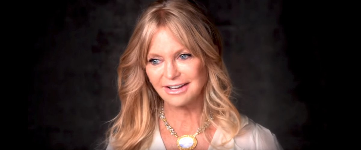 Goldie Hawn Reveals How She Defined God for Her Daughter