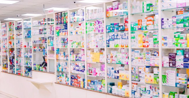 Daily Joke: A Man Walks into a Pharmacy and Wanders up and Down the Aisles