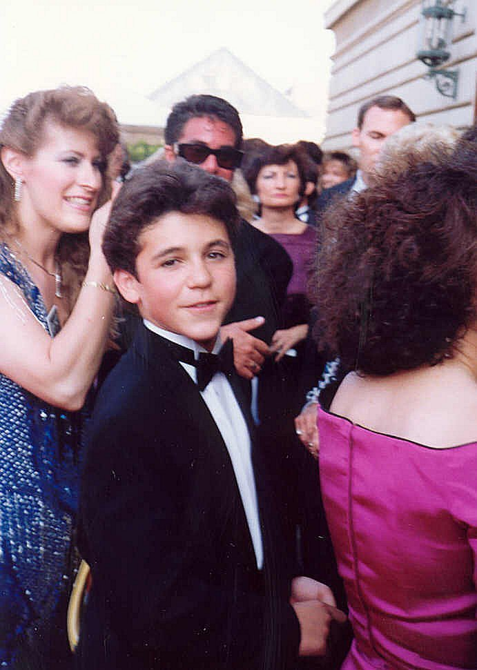 Fred Savage at the 43rd Emmy Awards, 1991 | Photo: Wikimedia Commons Images