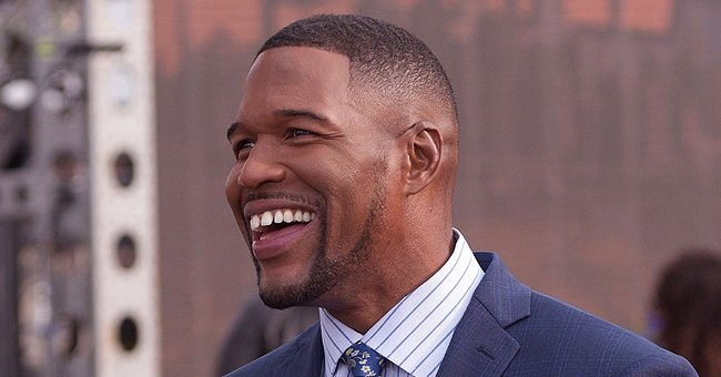 Michael Strahan's Son & Daughter Smile in Summer Pics with Their Mom Wanda on Her Birthday