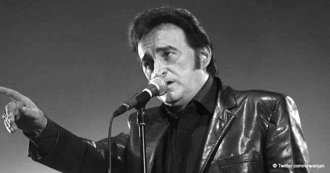Les moments les plus marquants de la carrière musicale de Dick Rivers, décédé