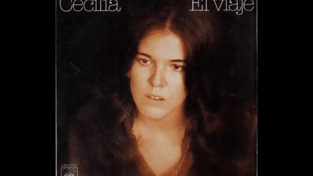 Cecilia fue una estrella en su época │Imagen tomada de: YouTube / Galante Azul