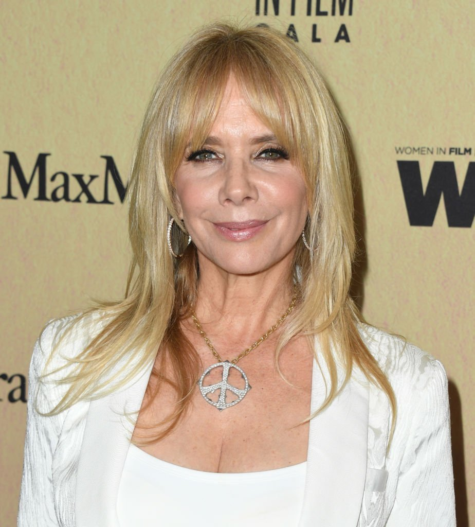 Rosanna Arquette attends Women In Film Annual Gala 2019 Presented By Max Mara | Getty Images