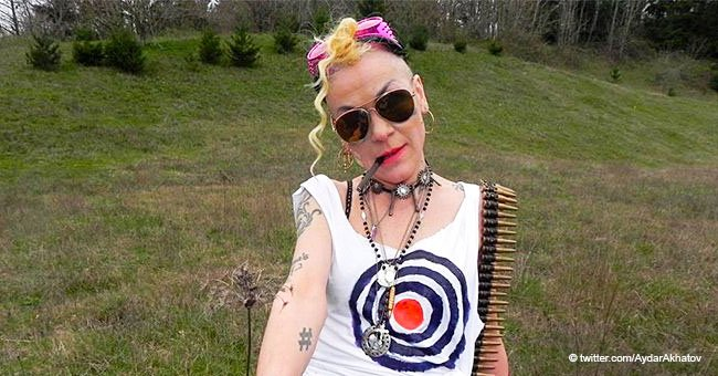 Joseph Stalin's Granddaughter Is an American-Born Punk-Rocking Gal with Dozens of Tattoos