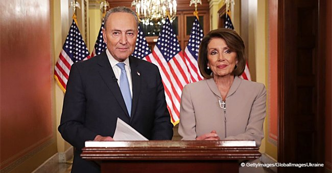 Nancy Pelosi and Sen. Chuck Schumer rip into POTUS' decision to declare a national emergency