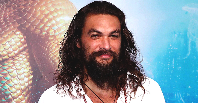 Jason Momoa Shares Adorable New Photos from Family Movie Screening