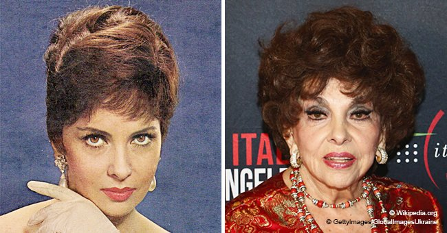 Gina Lollobrigida Refutes Her Age by Looking Just as Brilliant at 91 as She Did in Her Youth