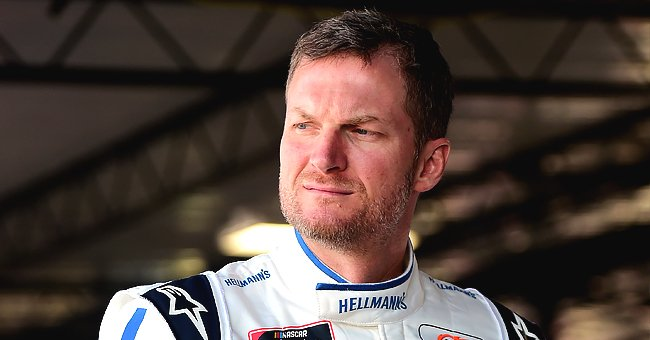 Dale Earnhardt Jr., at Darlington Raceway on August 31, 2019 | Photo: Getty Images