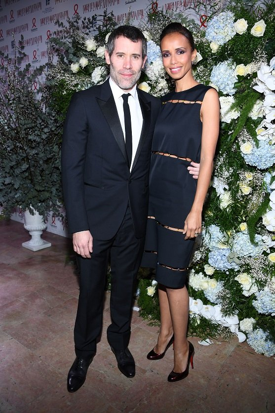 Jalil Lespert et Sonia Rolland | Photo : Getty Images