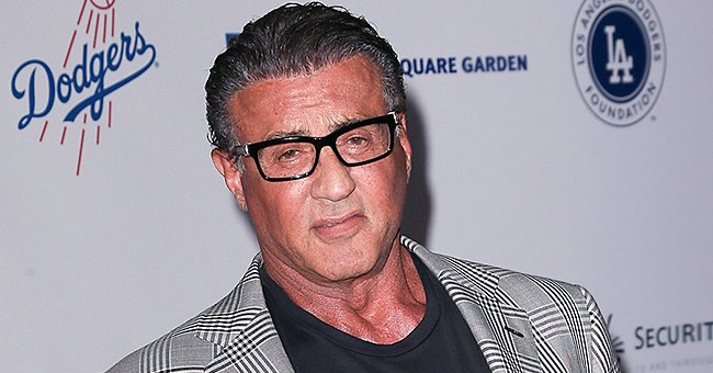 Sylvester Stallone of 'Rocky' Fame Shared Valentine's Day Photo with His Beautiful Wife Jennifer & Their Daughters