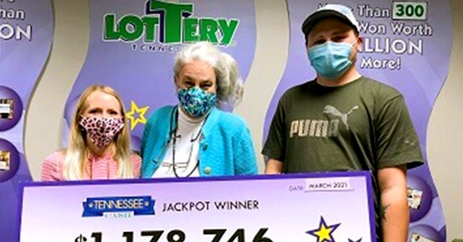 Tennessee Man Loses $1 Million Winning Lottery Ticket, Then Finds It in Parking Lot