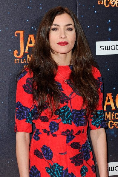 Olivia Ruiz assiste à la première de'Jack Et La Mecanique Du Coeur' Paris à UGC Normandie le 26 janvier 2014 à Paris, France. | Photo : Getty Images