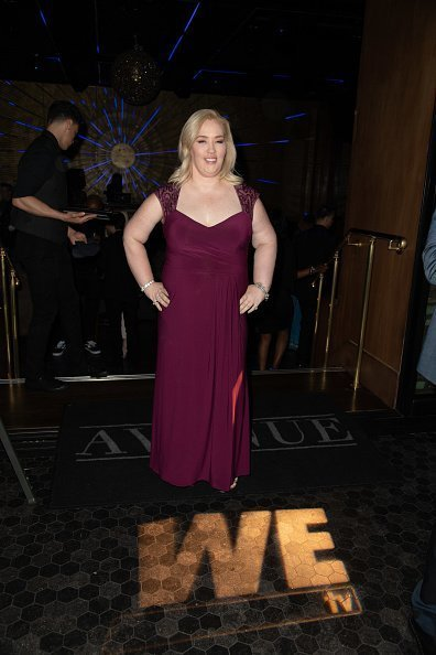 Mama June attends Bossip Best Dressed List Event in Los Angeles   Photo: Getty Images