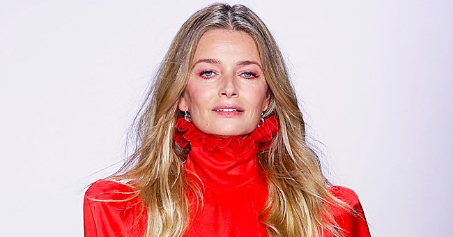 Paulina Porizkova Lavishes Her Sons with Praises — Meet Jonathan and Oliver
