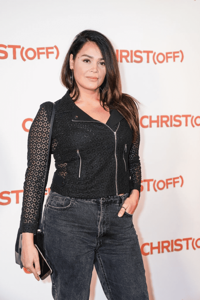 L'actrice Lola Dewaere assiste au photocall de la première de Christ (Off) Paris, à l'UGC Cine Cite Bercy le 18 juin 2018 à Paris, France. | Photo : Getty Images