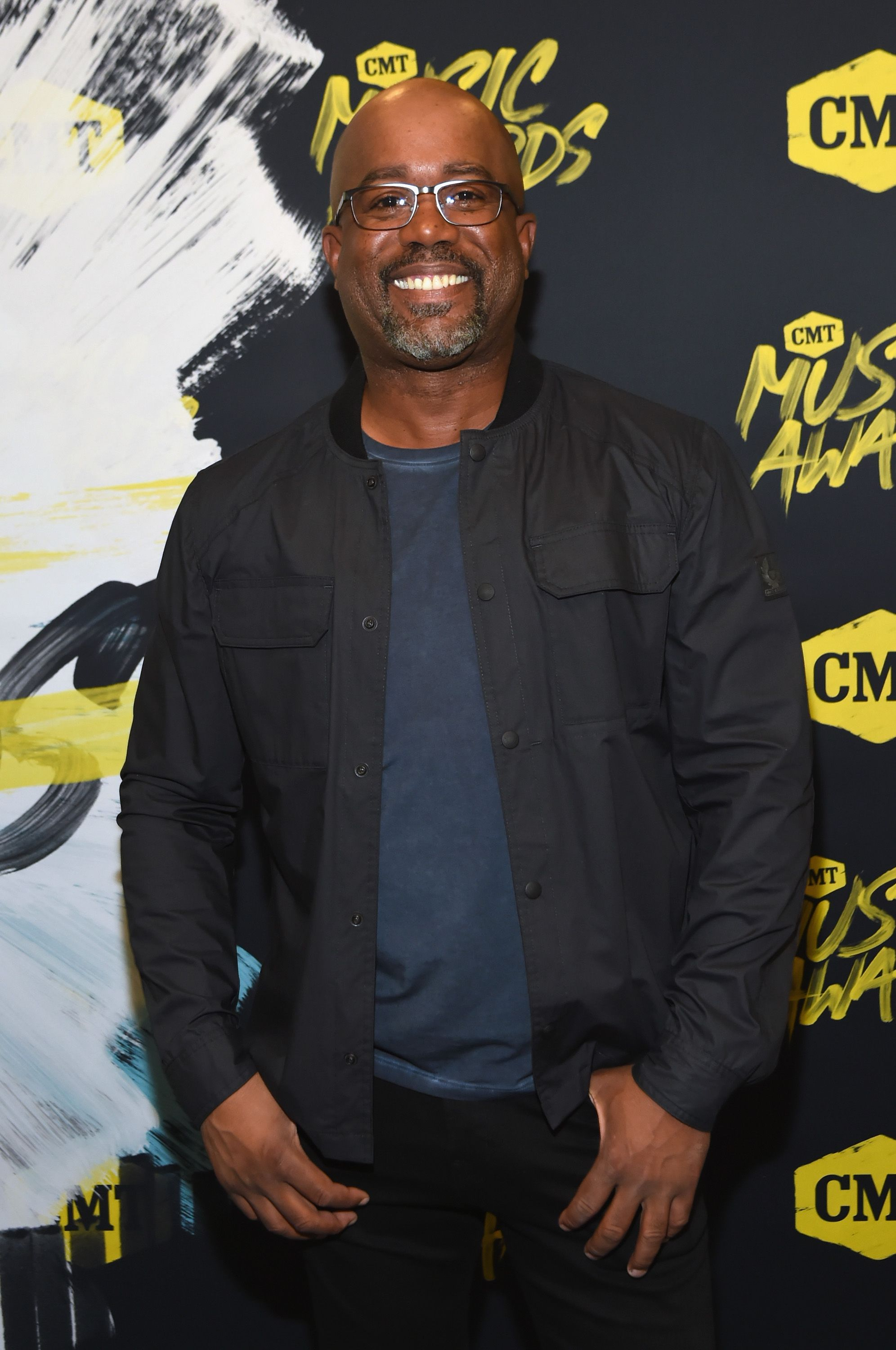 Darius Rucker at Bridgestone Arena on June 6, 2018 in Nashville, Tennessee. | Photo: Getty Images