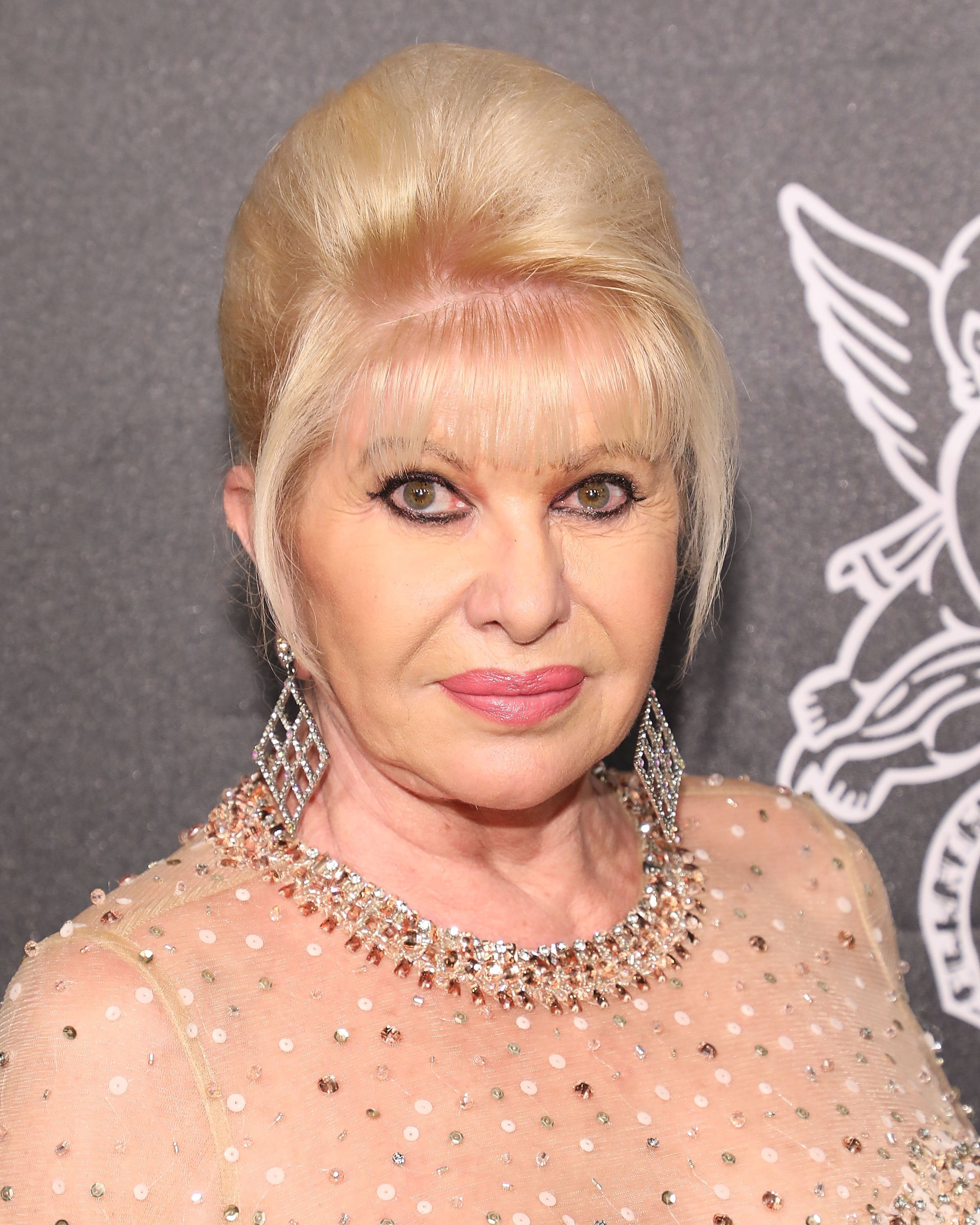 Ivana Trump attends the 2018 Angel Ball at Cipriani Wall Street on October 22, 2018 in New York City   Photo: Getty Images