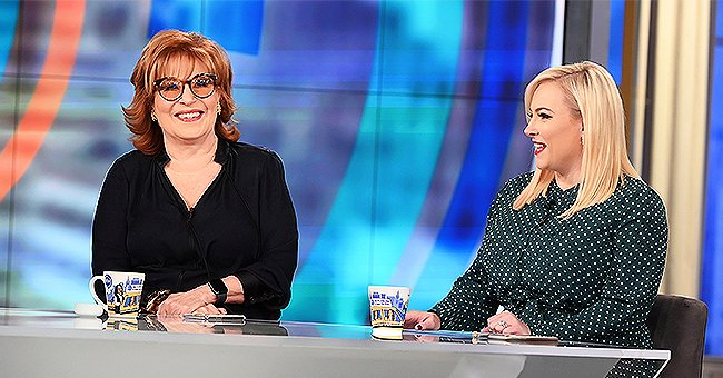 Meghan McCain from 'The View' Thanks Co-Host Joy Behar for Her Marital Advice