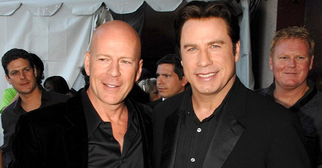 Deadline: John Travolta & Bruce Willis to Reunite in a New Movie 27 Years after 'Pulp Fiction'