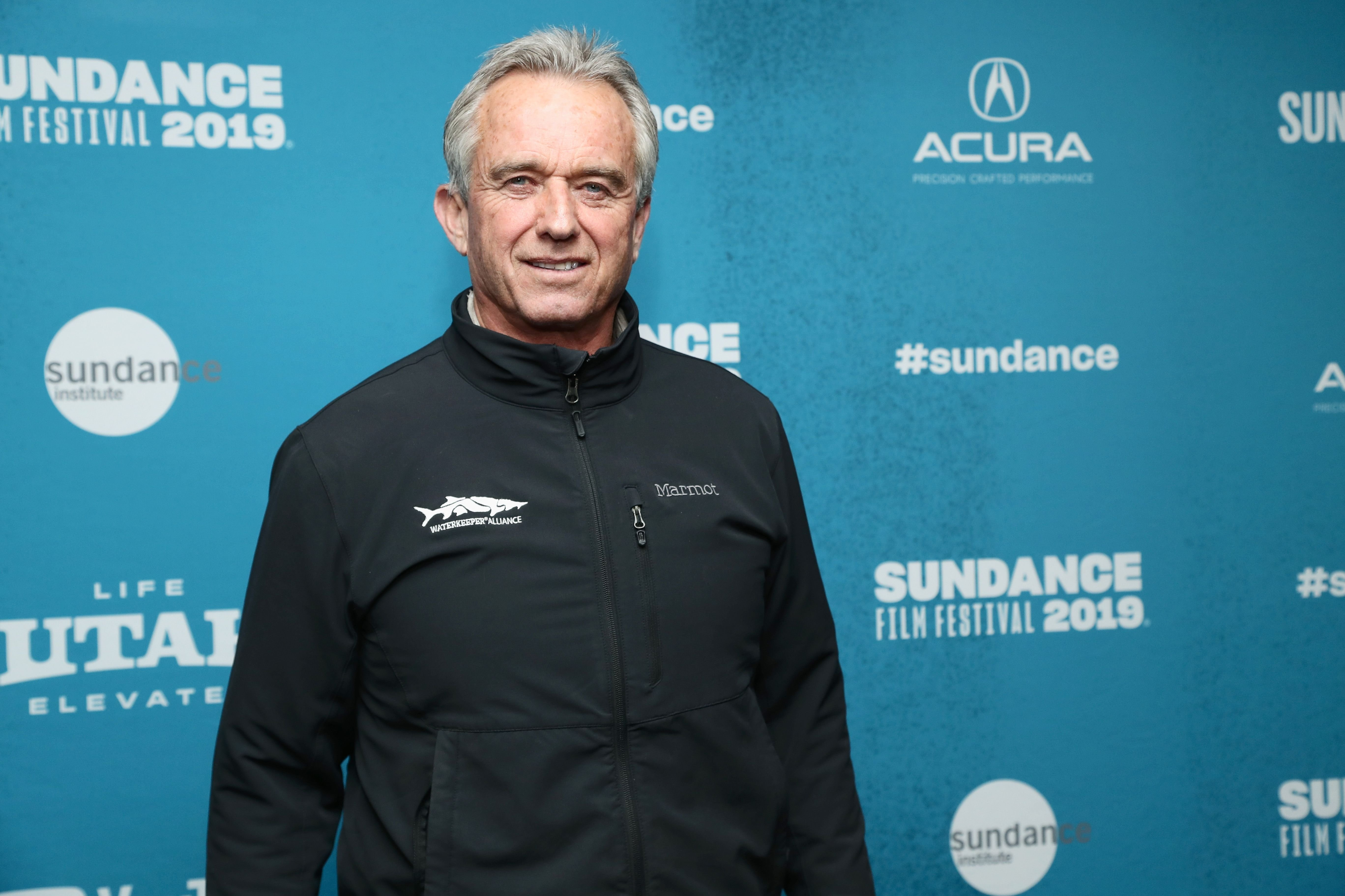 """Robert Kennedy Jr. at the """"Anthropocene: The Human Epoch"""" Premiere during the 2019 Sundance Film Festival at Temple Theater on January 25, 2019 