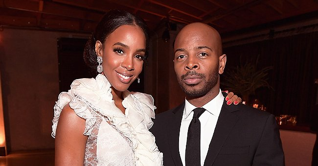 Kelly Rowland Shared Photo with Husband Tim Weatherspoon & a Sweet Note for Valentine's Day