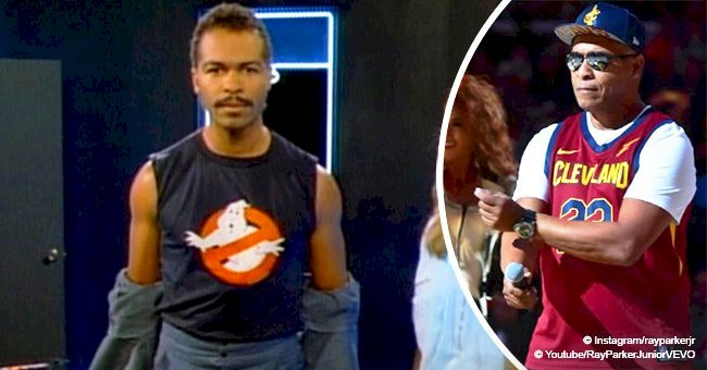 Remember 'Ghostbusters' singer Ray Parker Jr.? He's living his best life at 64 & making major cash