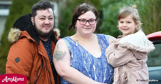 Primera familia transgénero de dos generaciones acosada por dejar que niño de 5 años sea una niña