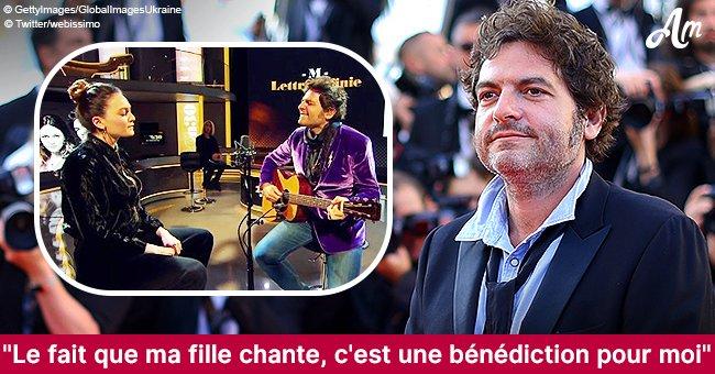 Matthieu Chedid et sa fille ont créé un duo incroyablement soul sur le plateau